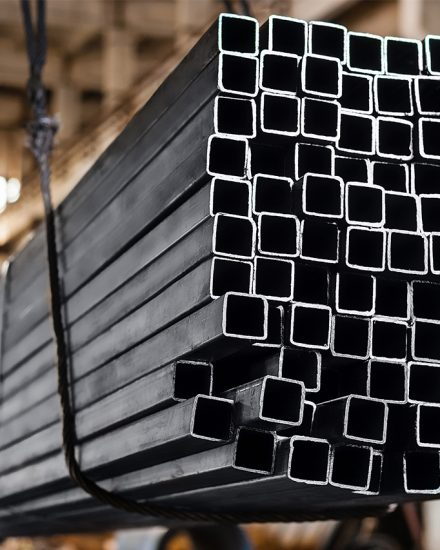 Metalsteelok โรงงานผลิตและจำหน่ายเหล็กกล่องดำ
