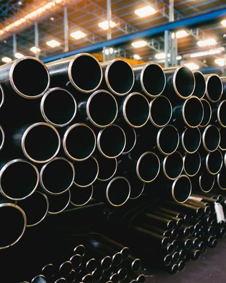Metalsteelok โรงงานผลิตและจำหน่ายเหล็กท่อกลมดำ